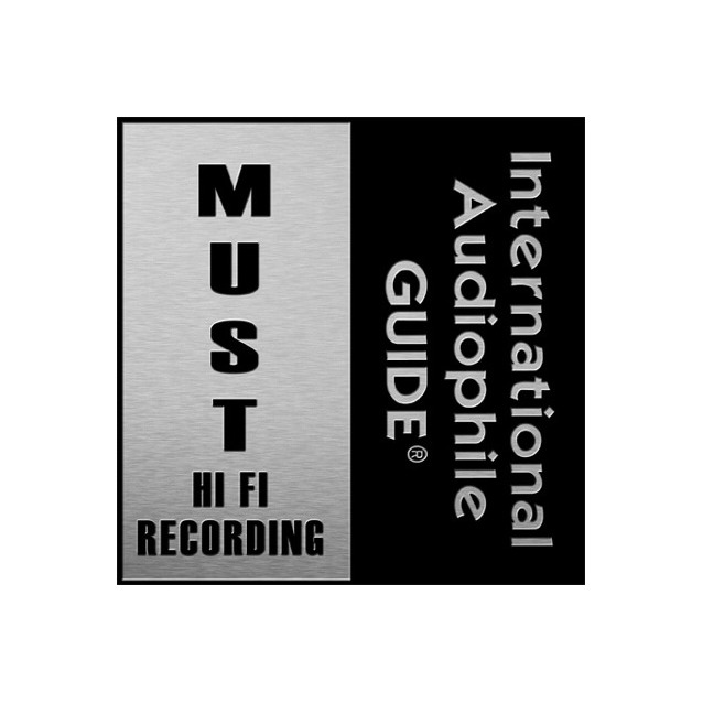 "ICA - ""IAG - ""Must"" Hi-Fi Recording Award"