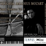 MOZART - Piano Sonatas Vol. 1