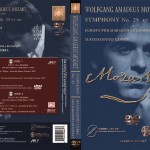 MOZART - Symphony No. 25 KV 183 - DVD-AUDIO