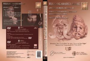 MOZART - Opera Overtures Album II - DVD-AUDIO