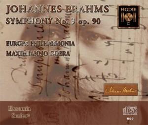 BRAHMS - Symphony No. 3 op. 90 - CD Audio