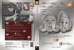 MOZART - Opera Overtures Album III - DVD-AUDIO