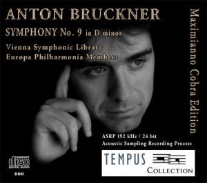 BRUCKNER - Symphony No. 9 - CD Audio