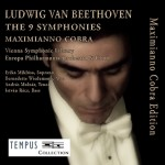 BEETHOVEN - The 9 Symphonies - CD Audio
