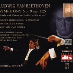 BEETHOVEN - Symphony No. 9 op. 125 - CD Audio
