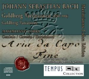 BACH - Goldberg Variations BWV 988